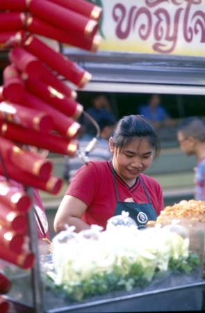 Chinese New Year in Bangkok