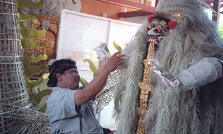 Nyepi, New Year in Bali