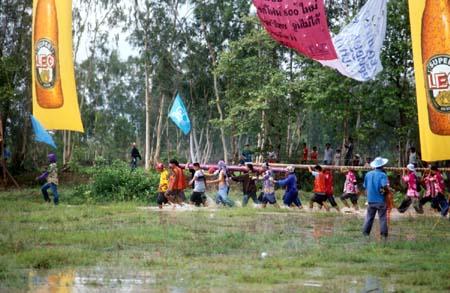 Rocket Festival